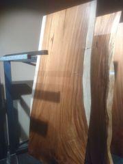 Akazien Massivholz Tisch