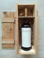 Macallan Sherry Oak 25 Jahre