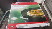 Origina Weber Pizzastein mit Pizzablech