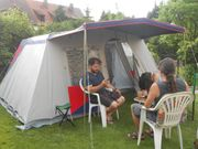 2 Kabinen Zelt von MARS