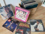 Schallplatten LP Sammlung Auflösung über
