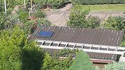 Solarmodul 12 Volt und Verzinktes