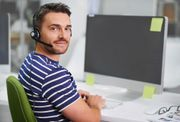 Call Center Agent in m