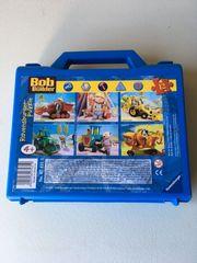 Würfelpuzzle Bob der Baumeister