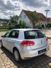 VW Golf VI 1 4