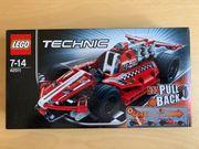 Lego 42011 Rennwagen mit Rückziehmotor