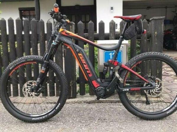 Giant Full E Mountain Bike