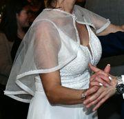 Schlicht und Wunderschön Brautkleid mit