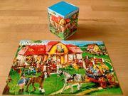 Playmobil Minipuzzle Reiterhof 54 Teile