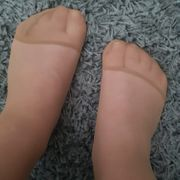 Du stehst auf Füße