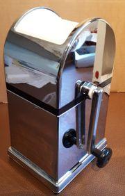 Eiscrusher Maschine mit Eisschaufel gebraucht-fast