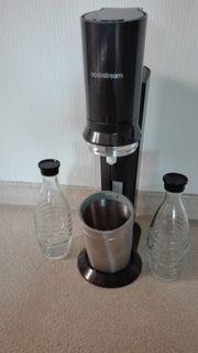 Sodastream Chrystal günstig abzugeben Haushaltkleingeräte