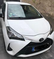 Toyota Yaris Cool Baujahr 2017