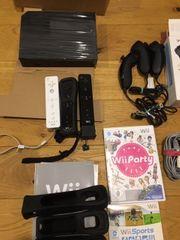 Nintendo Wii Controller Zubehör Spiele