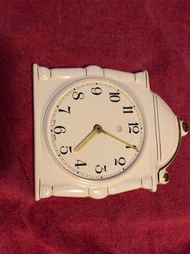 Bild 4 - Tee Aufbrühtasse und Küchenwand Uhr - Bischofrode