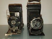 Antike Kameras Raritäten Voigtländer Bessa