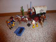 Playmobil Western 5248 Planwagen mit