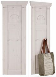 NEU 2x Paneel Flur-Garderobe Garderobenpaneel