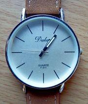 Top gepflegte Marken-Armbanduhr mit neuem