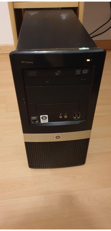 HP Compaq dx2450 Microtower-PC inkl