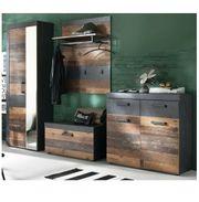 Garderobe old wood indy 5