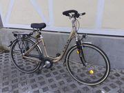 Alu-City-Bike 28 von Cyko kaum