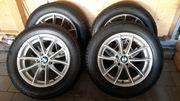 BMW X3 Alufelgen V-Speiche mit