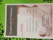 Fusspflege Nagelstudio Fussreflexonenmassage Sugaring und