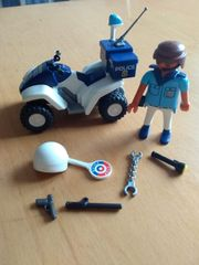 Playmobil 3655 Polizei-Quad