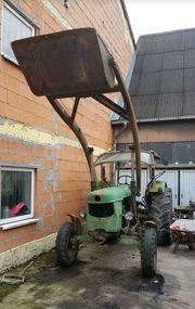 Traktor Deutz D50 1S