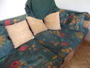Elemente-Couch 6 Elemente mit Wurfkissen