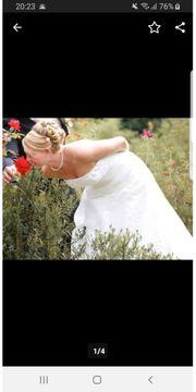 Verkaufe wunderschönes Brautkleid Größe 38