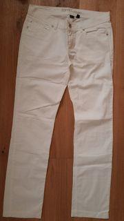 Verschenke NEUE Weiße Damenhose
