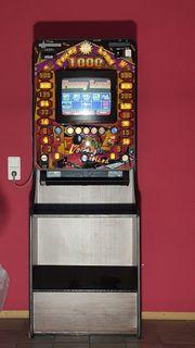Spielautomat Funny Land mit Spielautomatenständer