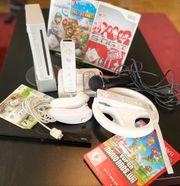 Voll funktionsfähige Wii-Konsole komplett mit