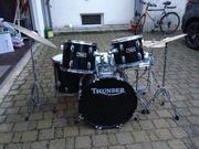 Thunder kombiniertes Schlagzeug - komplett