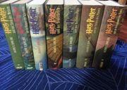 Harry Potter - alle Bänder