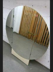 Vintage-Spiegel Echtkristall ausklappbar