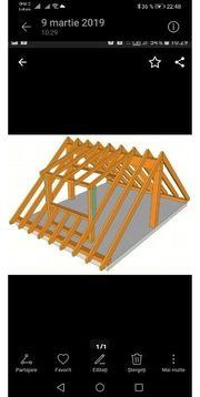 Dachdecker Arbeite Dach