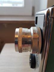 Schmalfilmkamera PENTAKA 8 B gebraucht