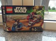 Lego BARC Speeder with Sidecar