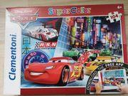 Super Color Puzzle Disney PIXAR