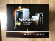 Nespresso Essenza mini inkl Milchaufschäumer
