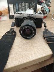 Minolta Spiegelreflexkamera x-300
