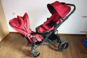 Kinderwagen city select Geschwisterwagen by