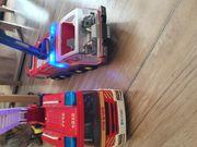 Playmobil Feuerwehr Fahrzeuge
