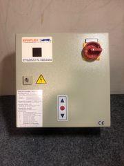Efaflex Ersatzsteuerung mit Umrichter