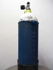 10 Liter PTG - Tauchflasche - Tauchgerät -