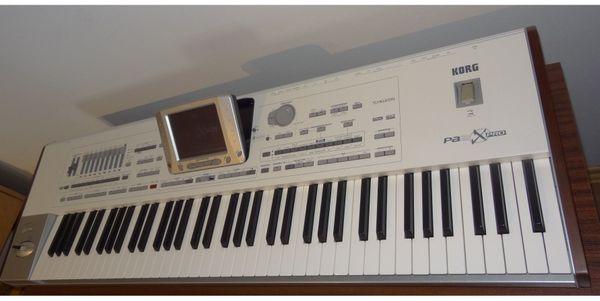 Korg PA2Xpro Keyboard mit XMS64