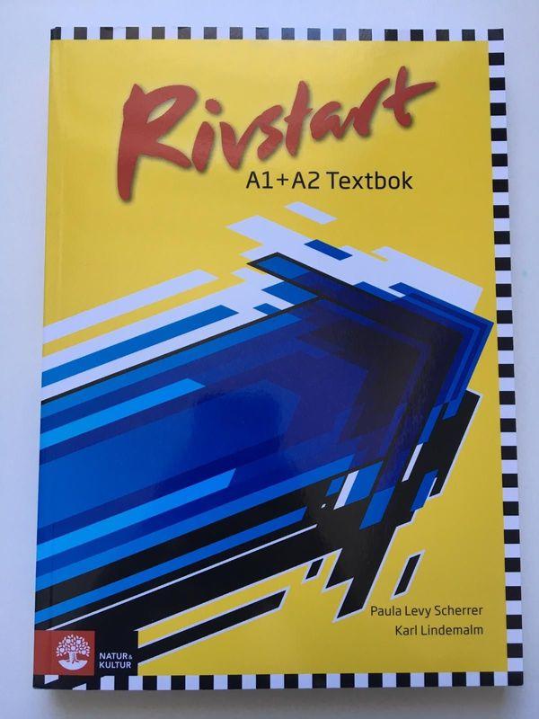 Rivstart Textbok A1-A2 2014 NEU